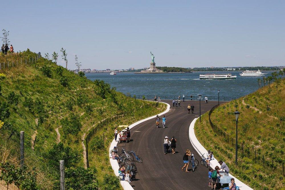 Governor's Island (3 pm)