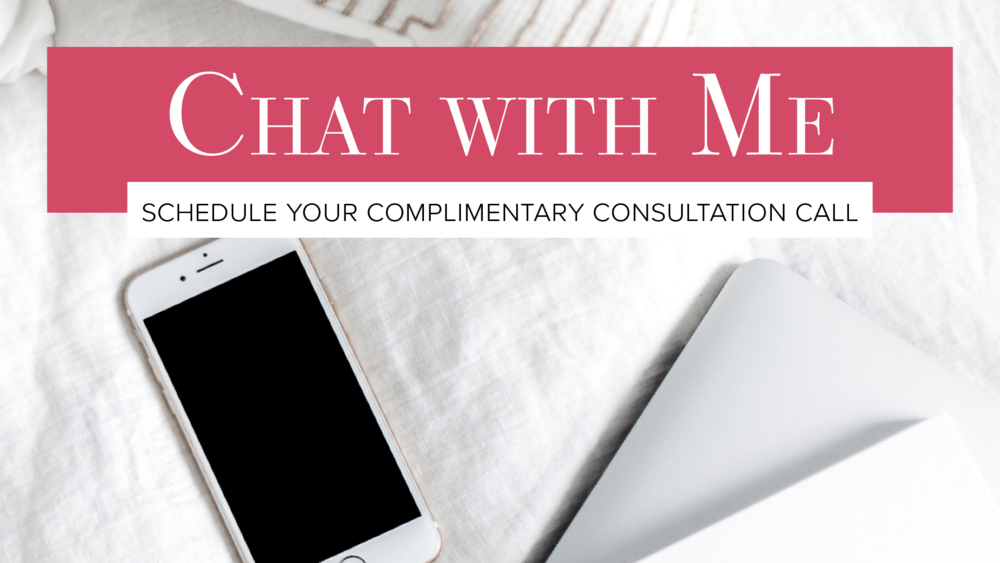 PeonyPrintshop.com ||  Chat with Me - Schedule Your Complimentary Consultation Calls