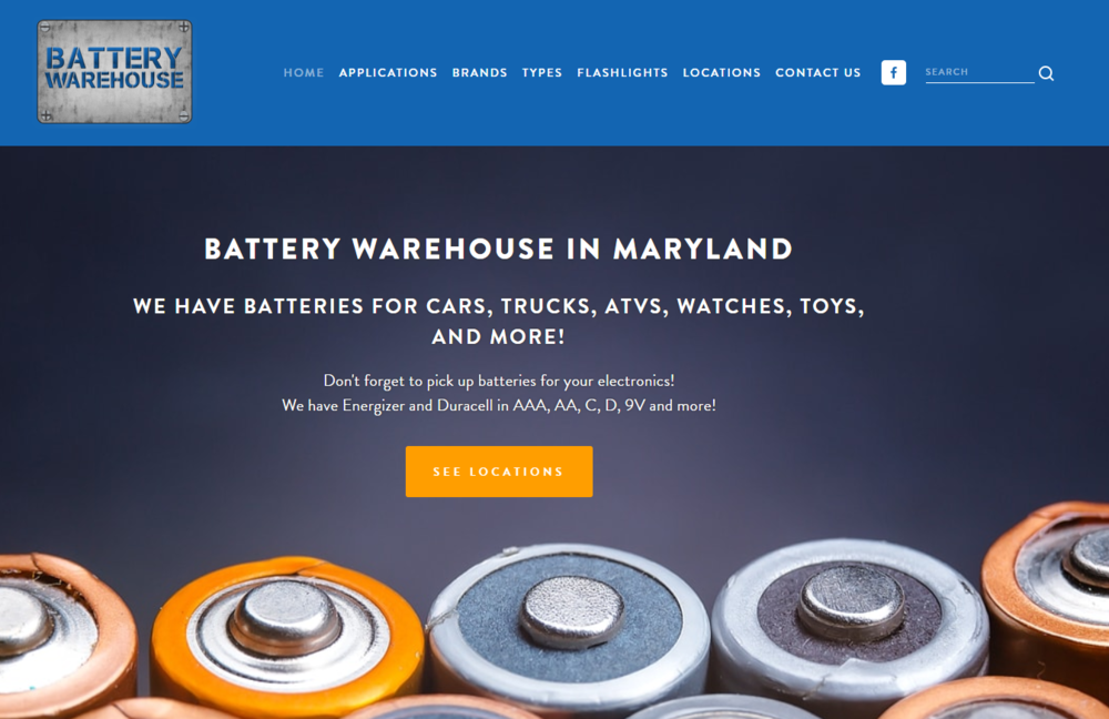 Battery-Warehouse-Website-Design-and-Marketing-Content