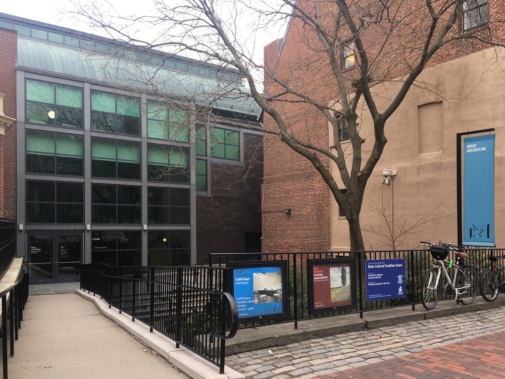 RISD Museum Benefit St
