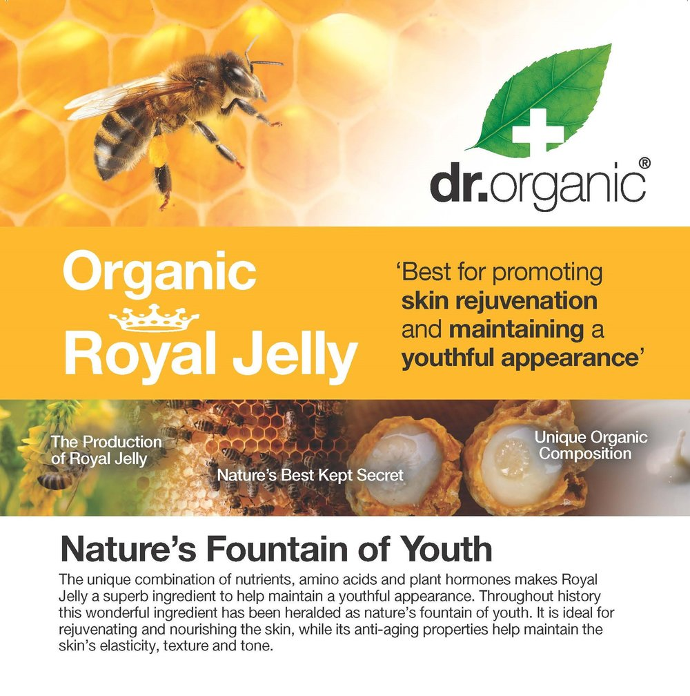 Royal Jelly Card (Dr Organic)