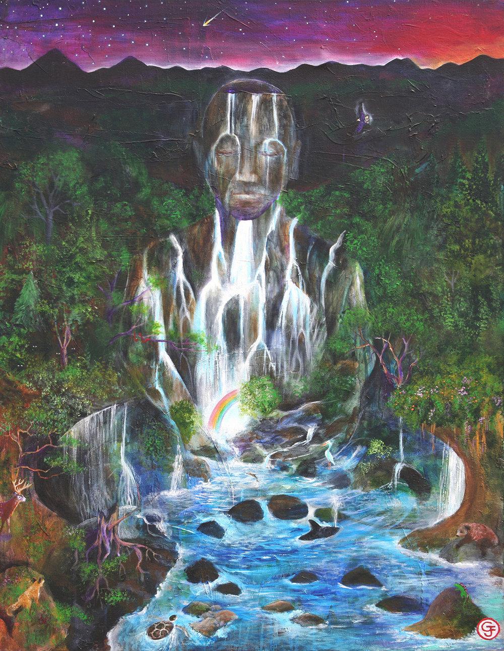 Serenity Falls 2001