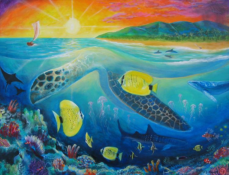 Turtle Island 2008