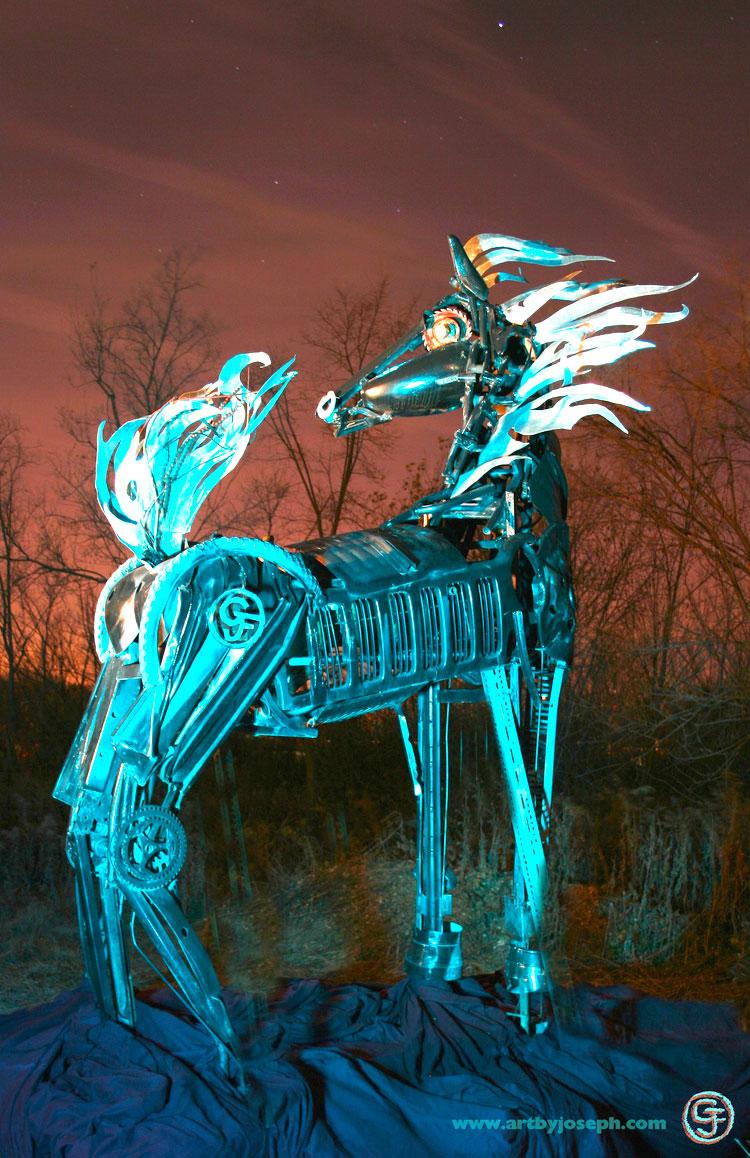 Munhall Mustang