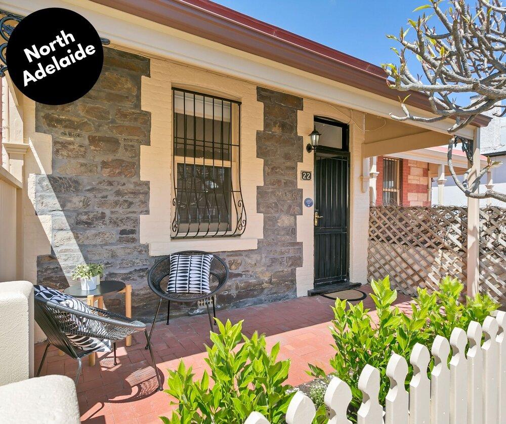 22 Mansfield Street, North Adelaide