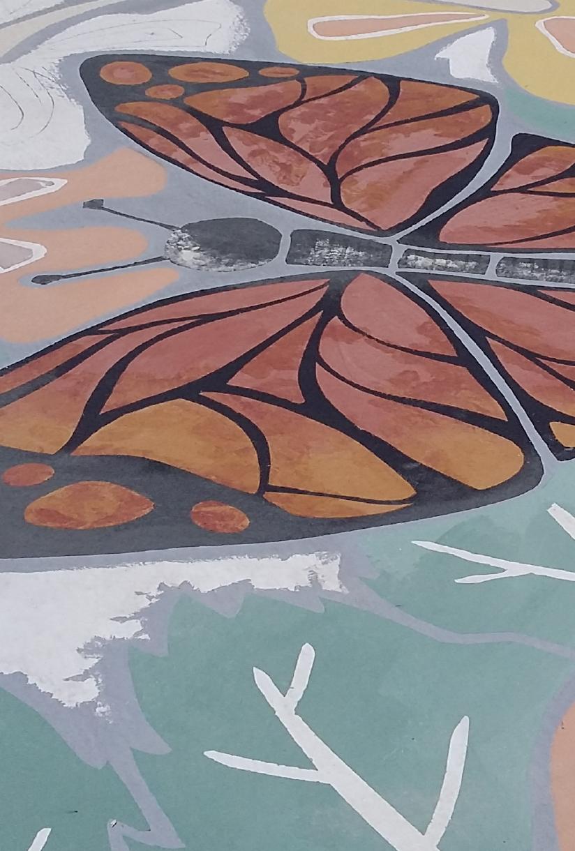 Custom Membrane Murals