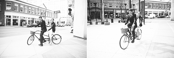 Calgary Wedding Photographer, Charcut, Hotel Le Germain, Stephen Avenue, Downtown