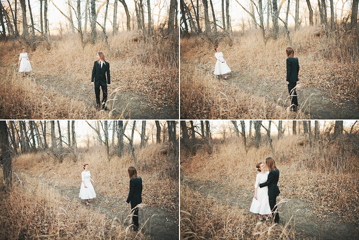 Lethbridge Wedding Photographer, Galt Museum, Wedding