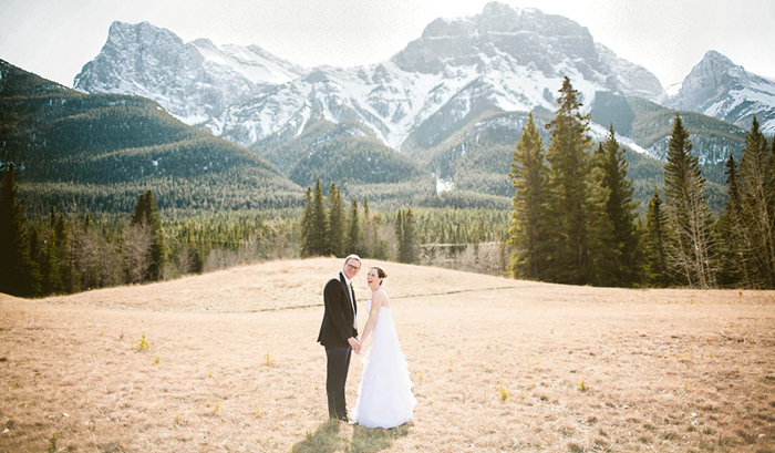 Canmore Wedding Photographer, Canmore Wedding, Banff Wedding Photographer, Grand Rockies Resort