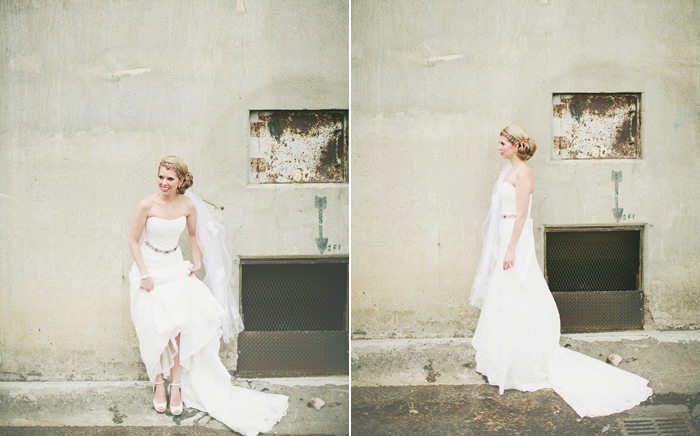 bride portrait, vintage wedding dress, vintage wedding, lethbridge wedding photographer, calgary wedding photographer