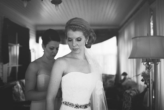 Bride getting dressed, vintage wedding, calgary wedding photographer, lethbridge wedding photographer