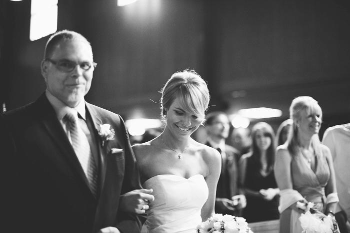 Lethbridge Wedding Photographer, Calgary Wedding Photographer, bride walking down the aisle