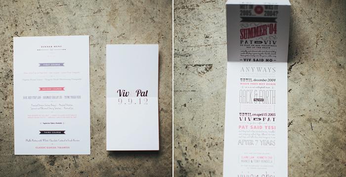 Toronto Wedding Photographer, DIY Invitation, Fonts, Graphic Design, Chinese Wedding, Bohmer