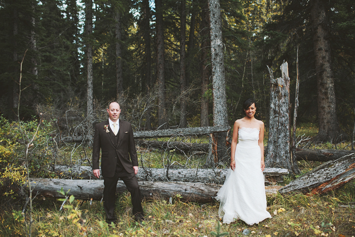 Canmore Wedding, Mountain Wedding, Rocky Mountains, Canmore Wedding Photographer, Fall Wedding