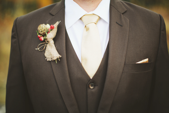 Canmore Wedding, Mountain Wedding, Groom, Brown Suit, Hemp