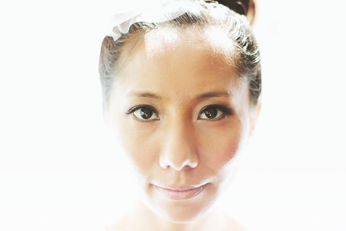 Toronto Wedding, Chinese Wedding, Bride Portrait, Backlight