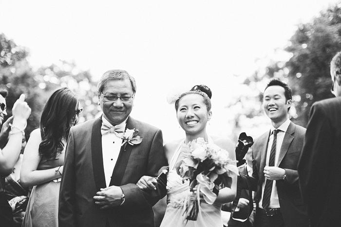 Bride walking down the aisle, Chinese Wedding, Spadina Museum, Toronto Wedding, Calgary Wedding Photographer