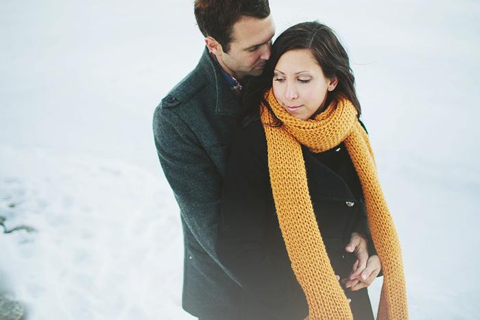 Engagement Session, Calgary Wedding Photographer, Winter Engagement Session