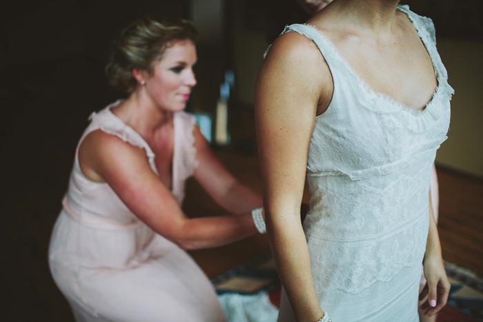 bride getting ready, saskatoon farm wedding, calgary wedding