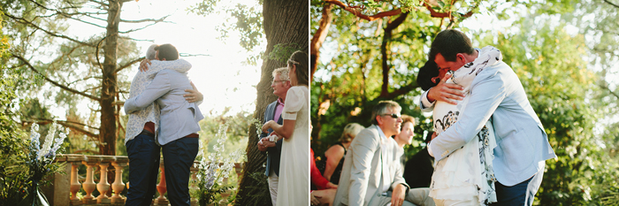 france wedding, france wedding photographer, outdoor ceremony, french villa, sunset wedding, provence