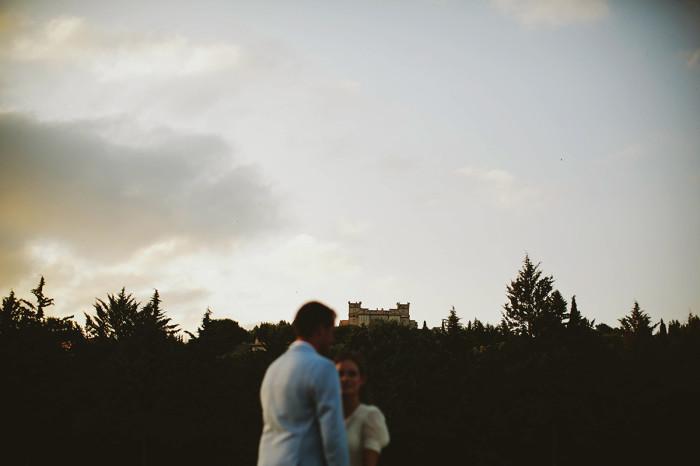 sunset wedding portrait, france wedding, provence wedding, france wedding photographer