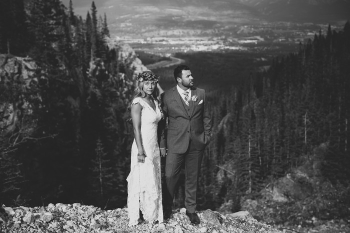 Canmore Iron Goat Wedding -44