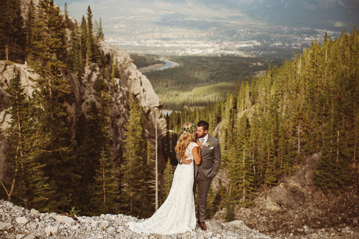 Canmore Iron Goat Wedding -46