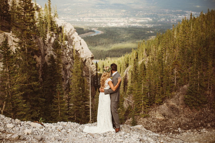 Canmore Iron Goat Wedding -47