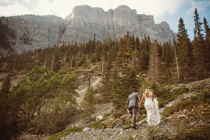 Canmore Iron Goat Wedding -49