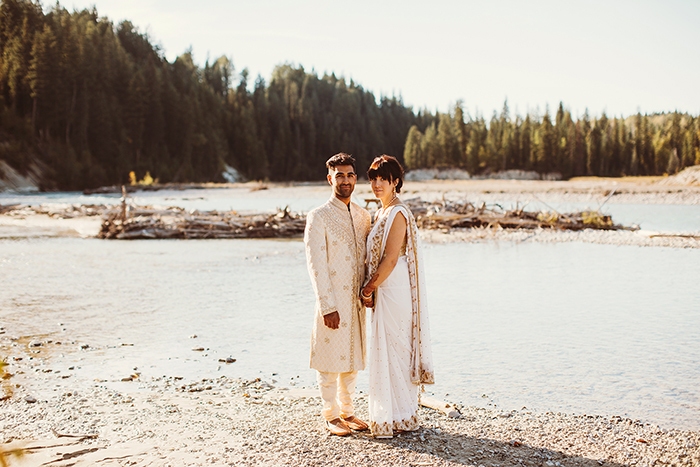 calgary indian wedding photographer, indian wedding, golden wedding
