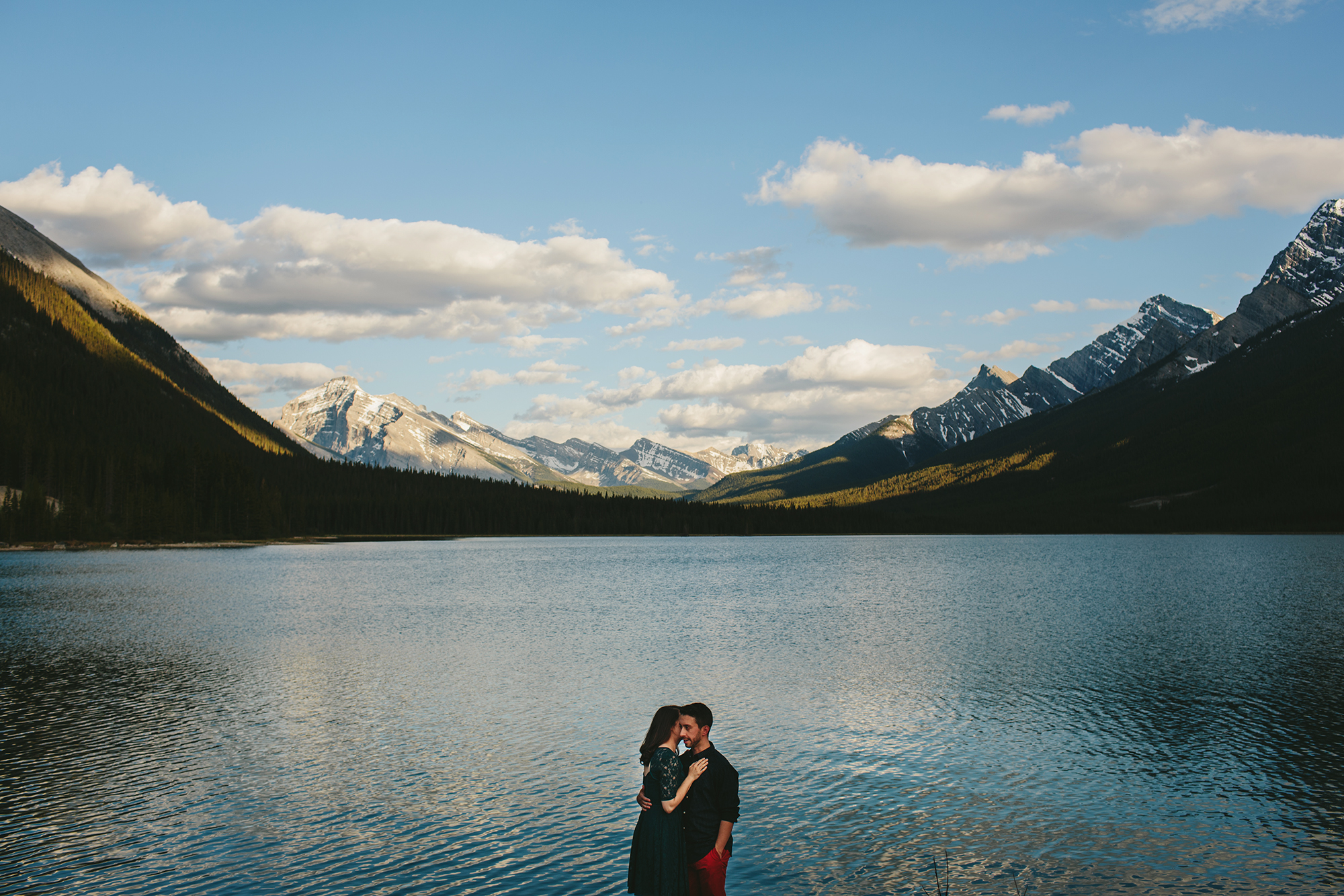 canmore engagement session, banff engagement session, rocky mountain engagement session, elopement