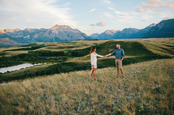 Waterton Engagement Session V + D -56