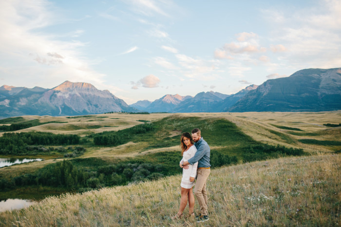 Waterton Engagement Session V + D -58