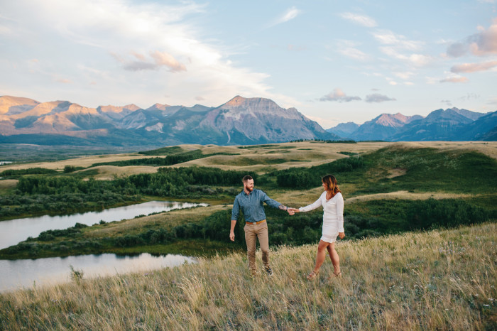 Waterton Engagement Session V + D -61