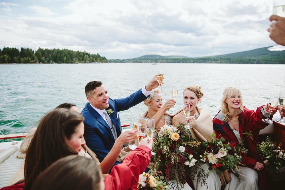 M + P Wedding -489
