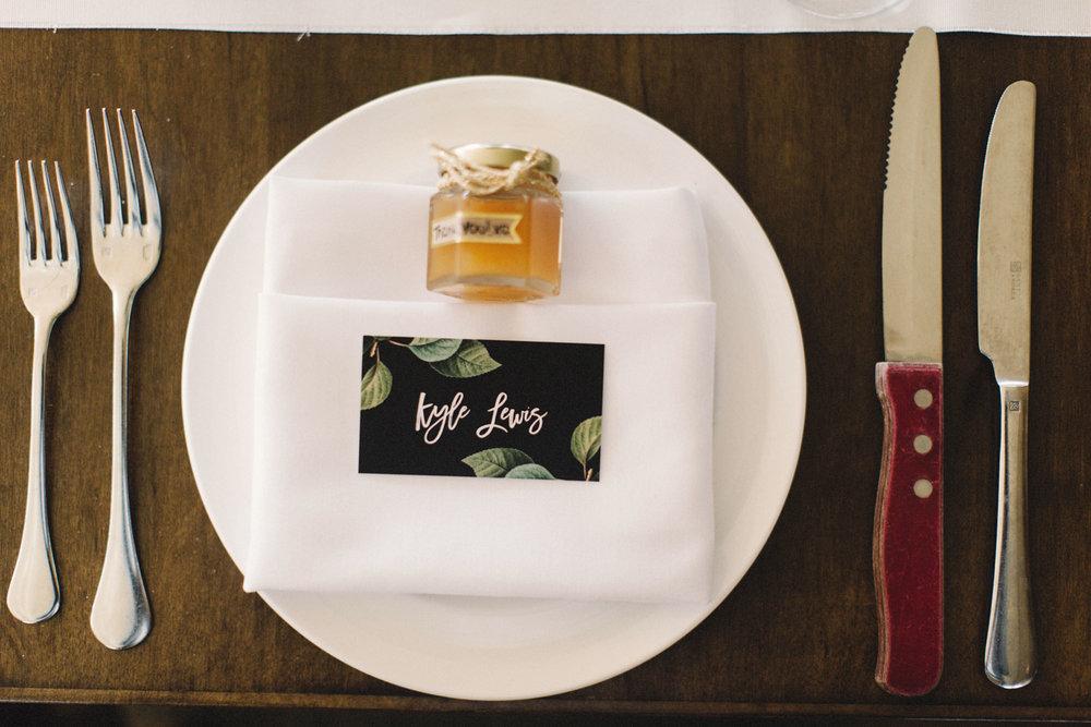 calgary wedding photographer, sirocco wedding, honey favours
