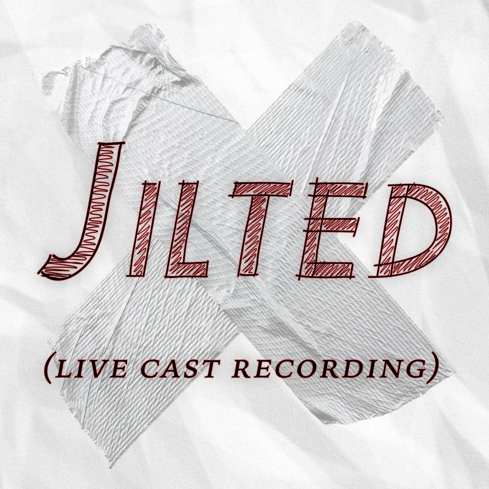 Jilted (Live Cast Recording) - The live cast recording of our workshop of Jilted in the 2017 Hamilton Fringe Festival is now available at all your favourite digital music stores and streaming services!  Buy on iTunesListen on SpotifyListen on Google PlayBuy on BandCamp