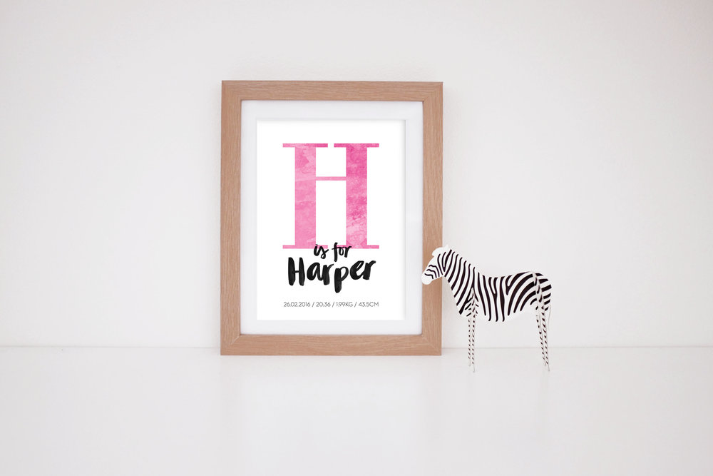 MaryRizzaCruzCreative_ArtInFrame_Zebra_Nursery_BL_CustomNewbornPrint-G_2016.jpg