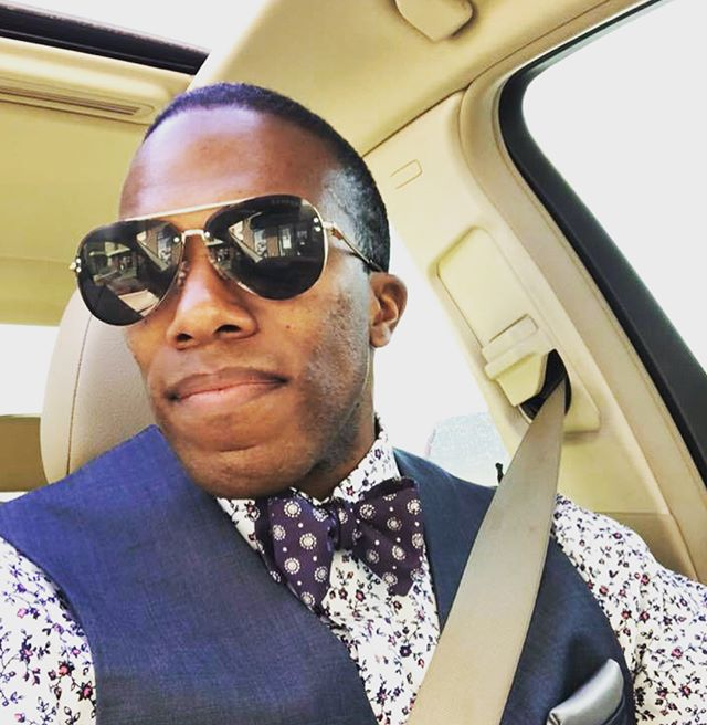 S/O to the Founder/Editor in Chief of the Black Wall Street Times for always being a loyal customer! @nehemiahfrank  #pocketsquare #bowtie #mensfashion #memsaccessories #style #formalwear #print #entrepreneurs #dapper #gentlemanstyle #denverfashion