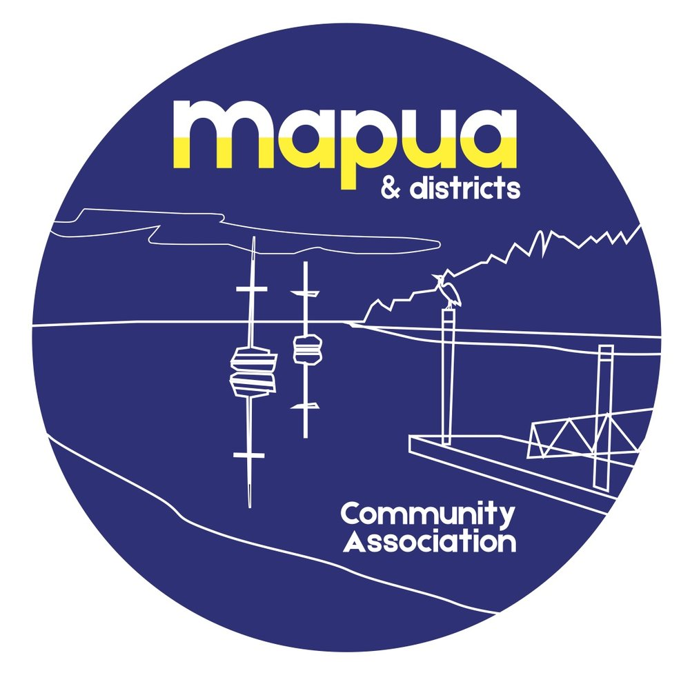 Concept design for Mapua and Districts Community Association new logo