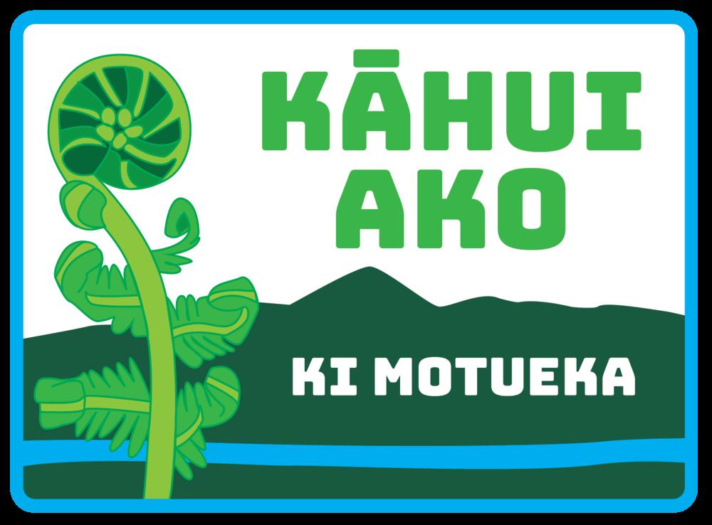 Kahui Ako logo