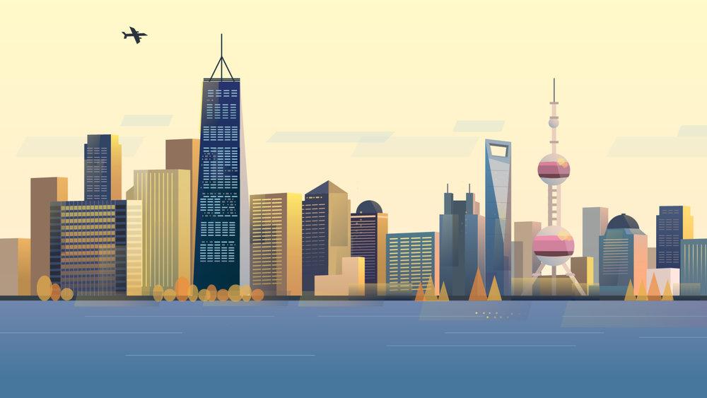 New York | Shanghai