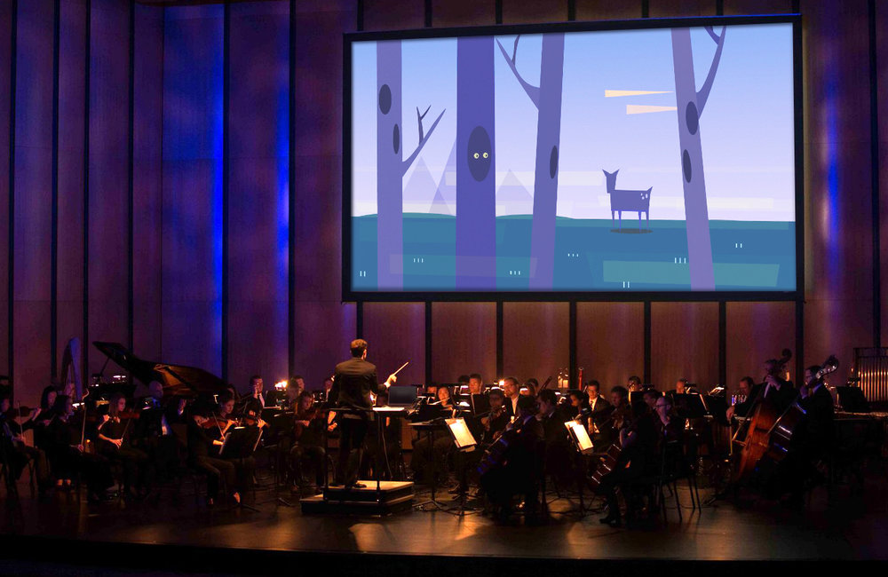 Live orchestral screening with Dallas Chamber Symphony at Dallas City Performance Hall.