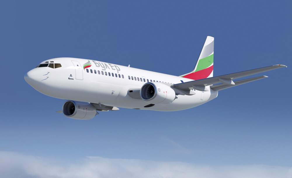 Bul Air Boeing 737-300