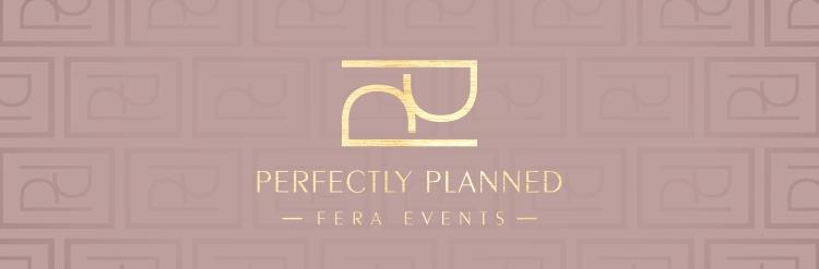 Perfectly Planned Fera Events - Logo - by Tarragon Studios