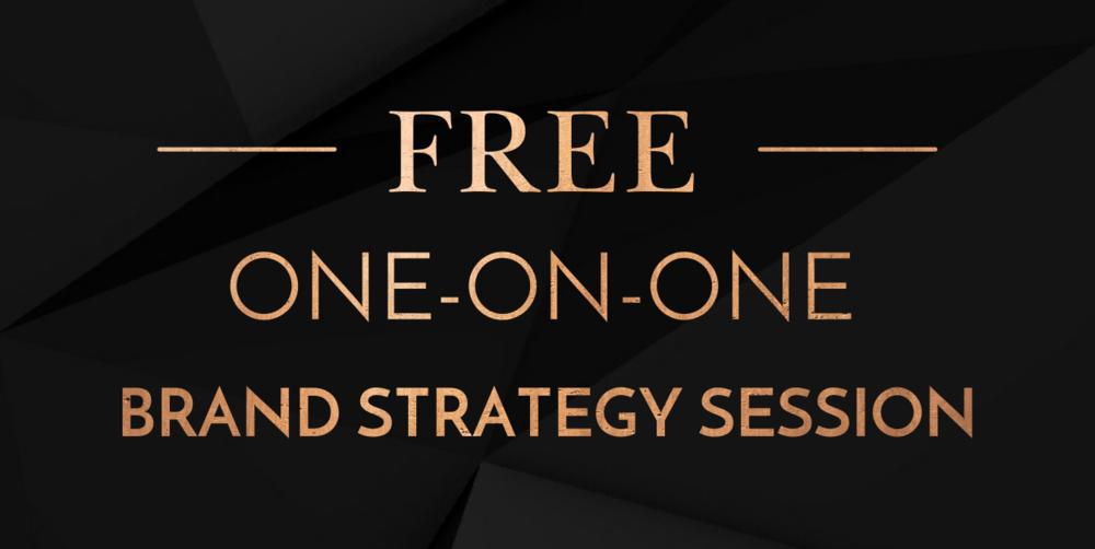 Tarragon Studios Free Brand Strategy Session