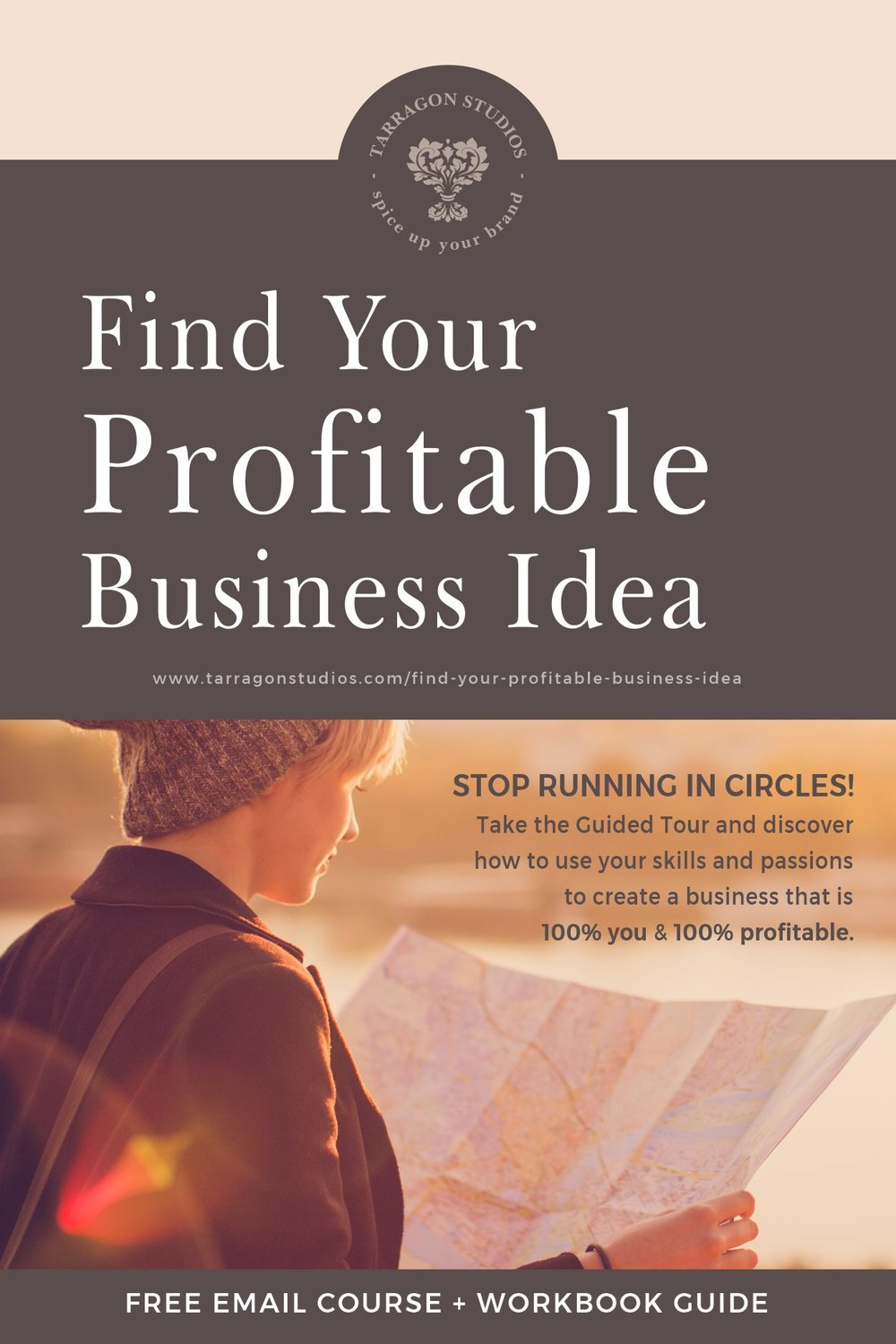 You'll learn how to:analyze your skills and passions, find your unique product/service, identify your niche & discover your industry This is the no-fluff, no-filler course that is so packed with strategic action items - it even comes with it's own workbook! #smallbusiness #branding #online #blogging #strategy