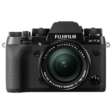 At £1750 (23/11/17) this is the high-end choice. I have the X-T1 and I wish I had the X-T2.