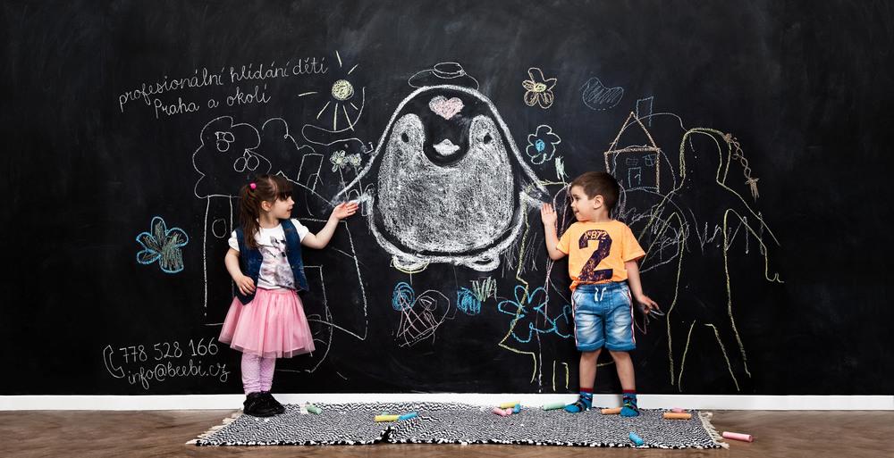 BEEBI -Profesionální hlídání dětí v Praze a okolí