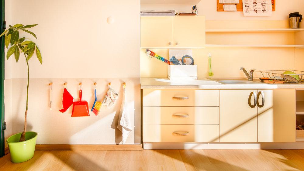 Toddler classroom / Třída jesliček